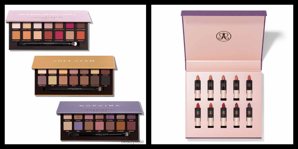 New Makeup! Anastasia Beverly Hills Holiday Gift Sets
