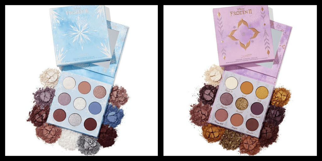 Colourpop Disney Frozen 2 Makeup Collection