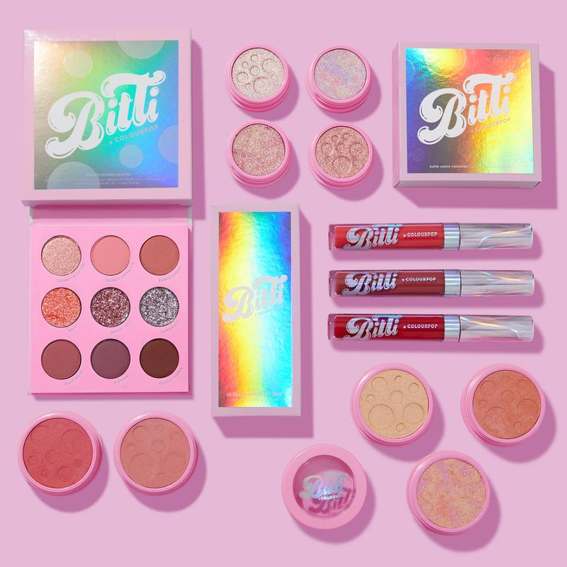 Colourpop Pony Park Bitti Collection