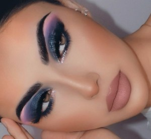 Eyeshadow Makeup Looks Huda Beauty Mercury Retrograde Palette