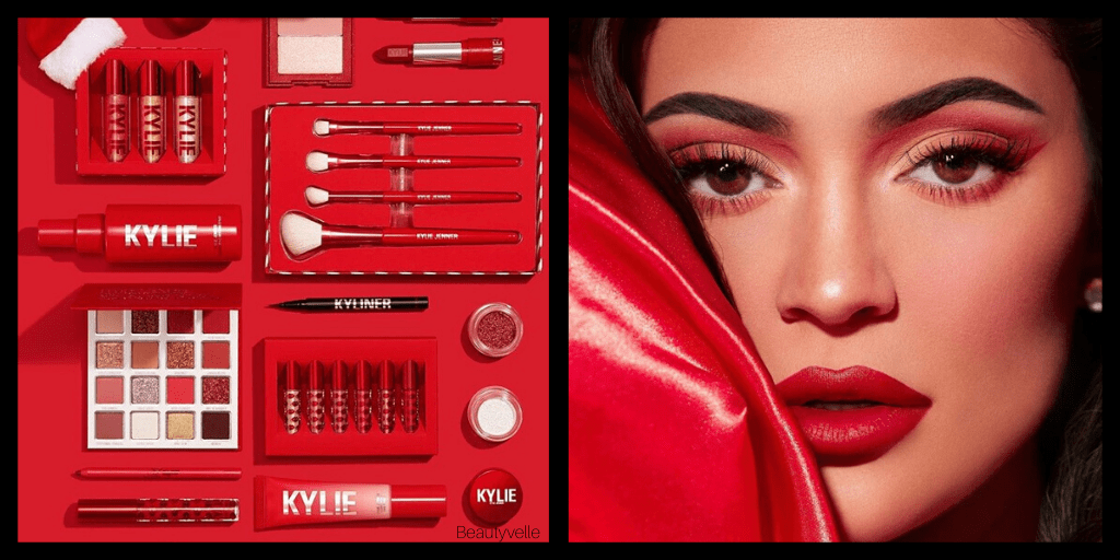 New Makeup! Kylie Holiday Collection 2019
