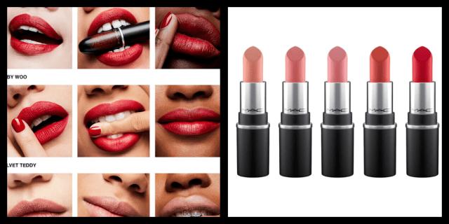 New Makeup! MAC Wish Upon Stars Mini Lipstick Set