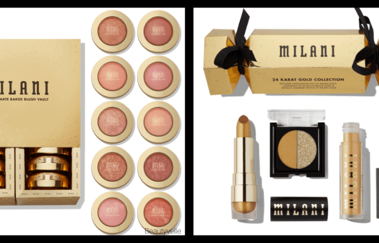 Milani Holiday Collection Makeup 2019