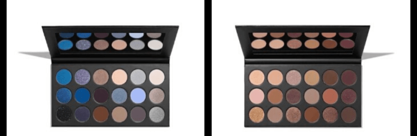 Morphe 18A 18T Eyeshadow Palettes
