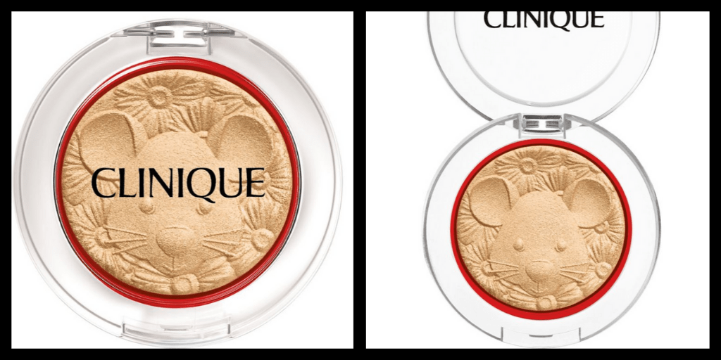 New Makeup! Clinique Limited Edition Cheek Pop Highlighter Gold Celebration