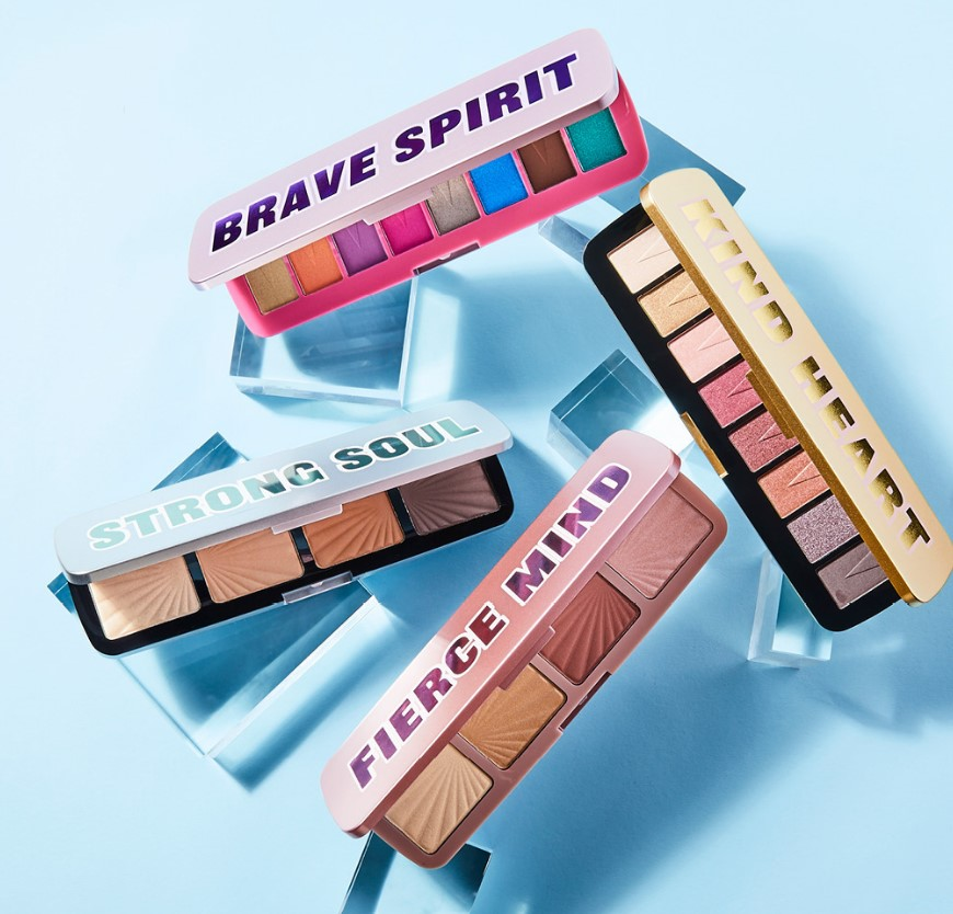 Makeup Revolution Limited Edition Free Eyeshadow Palettes