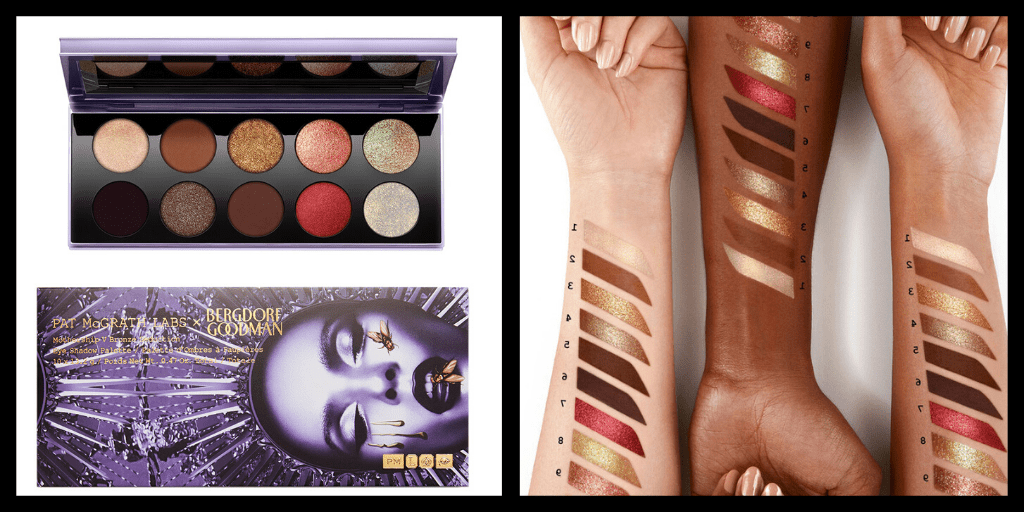 Pat Mcgrath Mattetrance Mothership V Eyeshadow Palette - Bronze Seduction