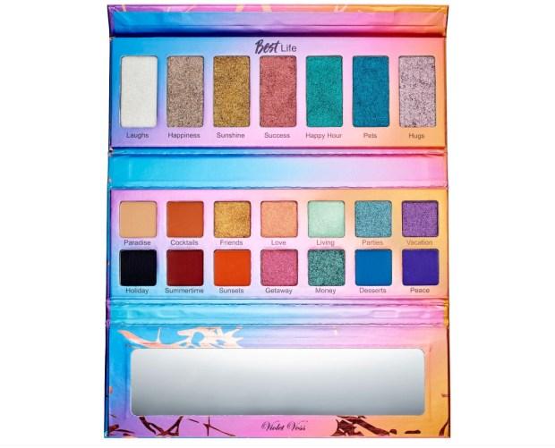 Violet Voss Best Life 2 Eyeshadow Palette