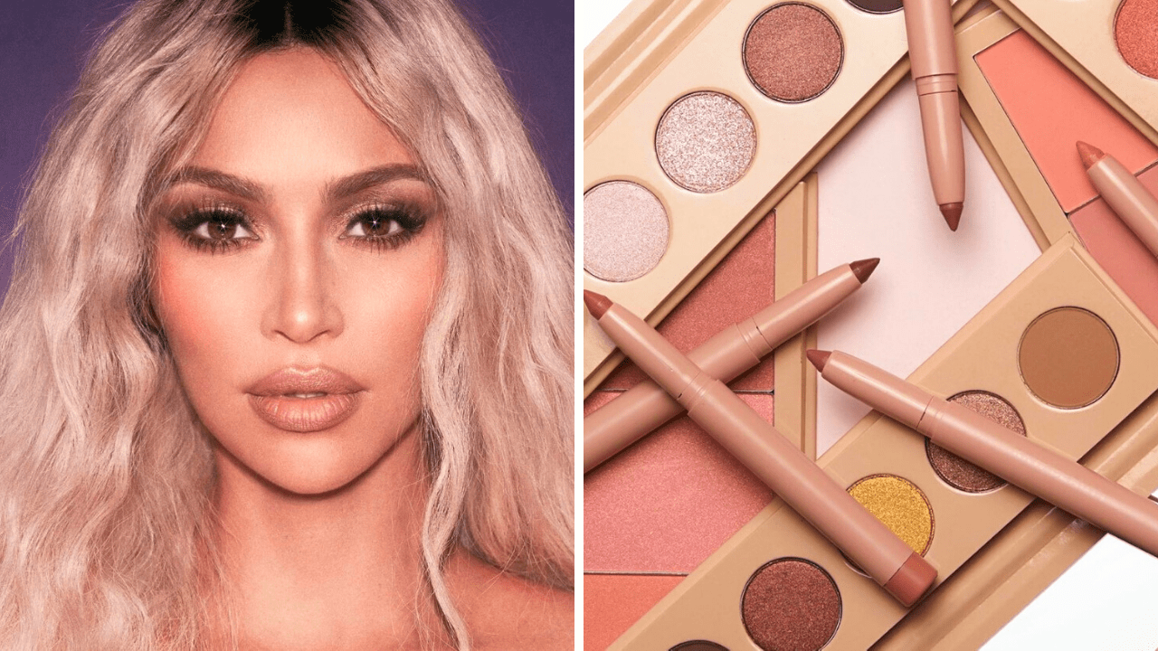 New Makeup! KKW Beauty Celestial Skies Collection