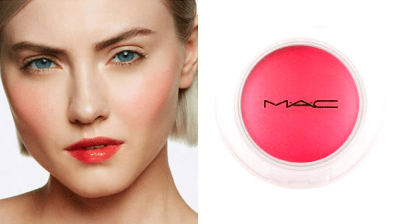 New Makeup! MAC Glow Play Blush