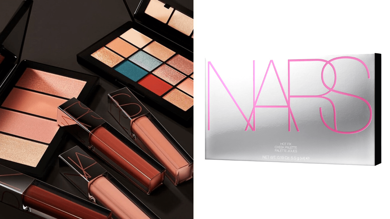 New Makeup! NARS Cool Crush Collection