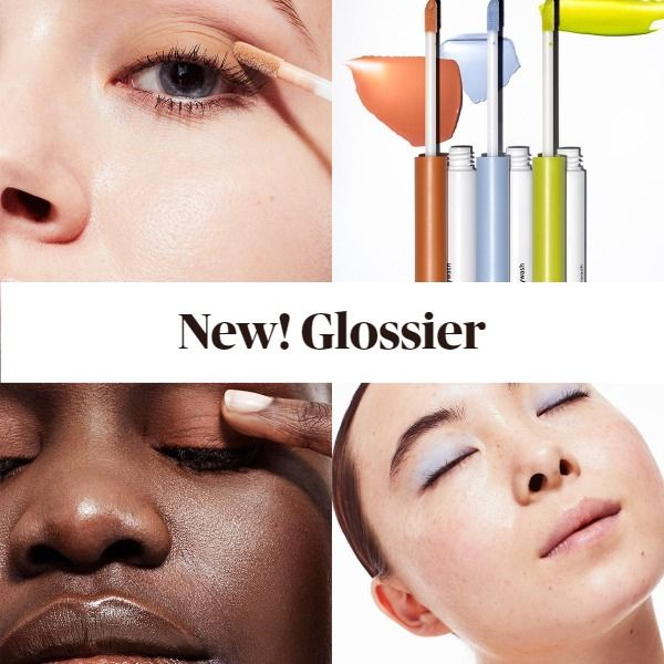 New! Glossier Skywash Sheer Matte Lid Tint Eyeshadow