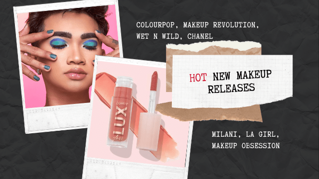 The Top Trending New Makeup Products Released This Week! Feb.16.2020