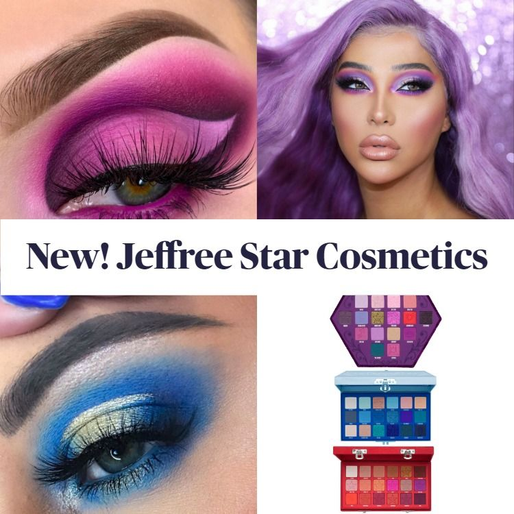 New! Jeffree Star Blood Palette Bundle