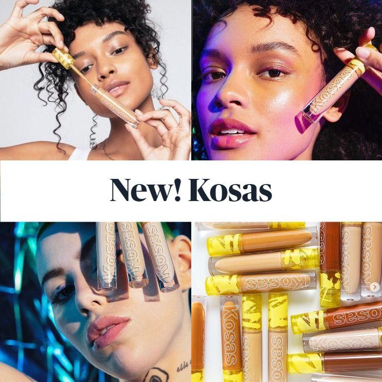 New! Kosas Revealer Concealer Super Creamy + Brightening Concealer