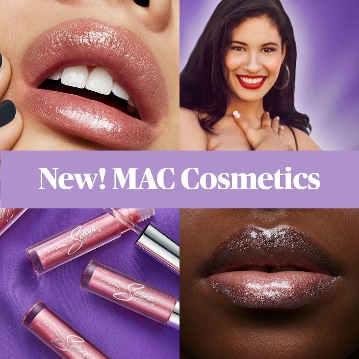 Sneak Peek! MAC x Selena La Reina Collection 2020