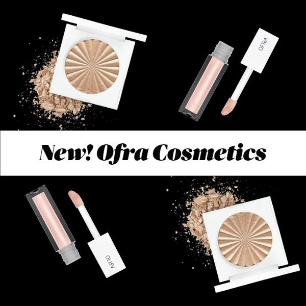 New! Ulta-Exclusive Ofra Rodeo Drive Mini Glow Set
