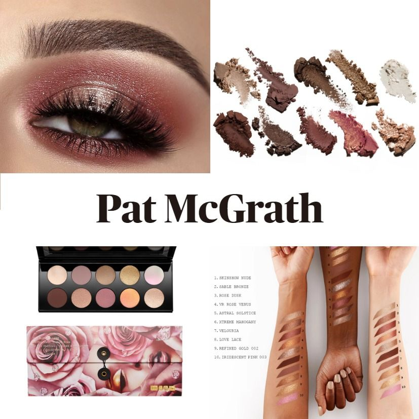 Pat McGrath Mothership VII: Divine Rose Eyeshadow Palette