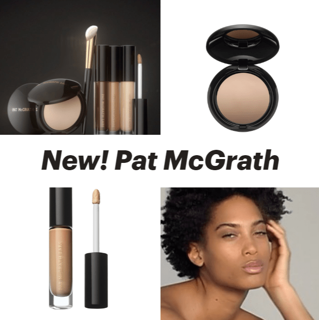 New! Pat McGrath Sublime Perfection Concealer System
