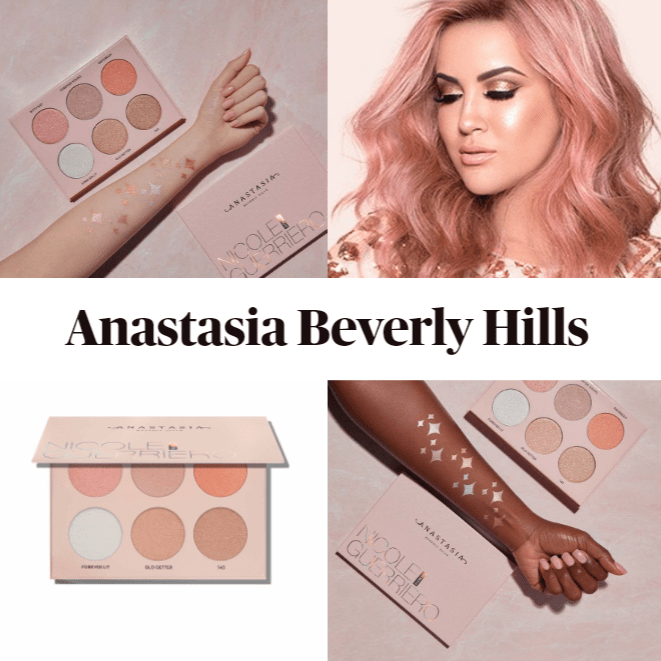 Meet The Limited Edition Anastasia Beverly Hills Nicole Guerriero Glow Kit