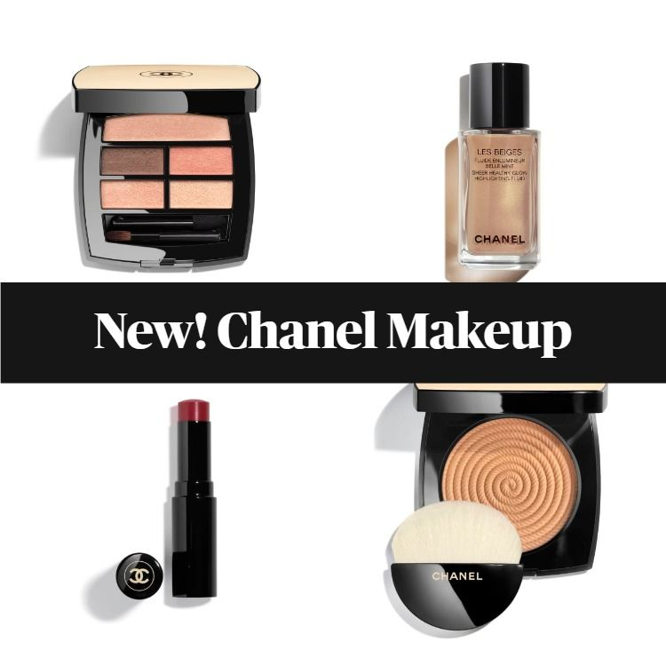 New! Chanel Les Beiges 2020 Collection