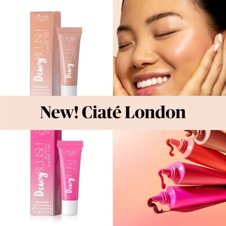 Get The Scoop On The New Ciaté London Dewy Blush