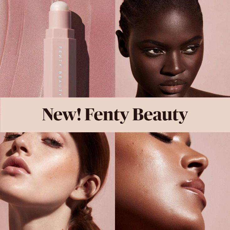 Introducing! Fenty Beauty Match Stix Glow Skinstick Purrrl