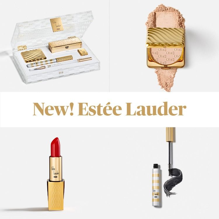New! Limited Edition Kith Women x Estée Lauder Collection
