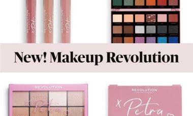 Makeup Revolution Petra XOXO Collection