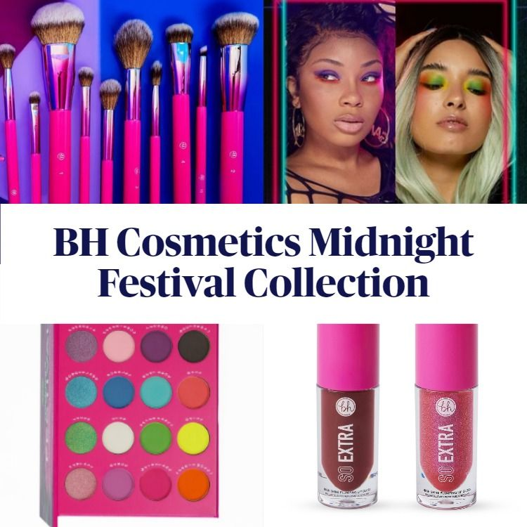 Get The Scoop On The New BH Cosmetics Midnight Festival Collection