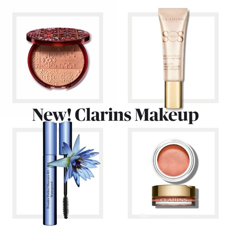 New! Clarins Summer 2020 Collection