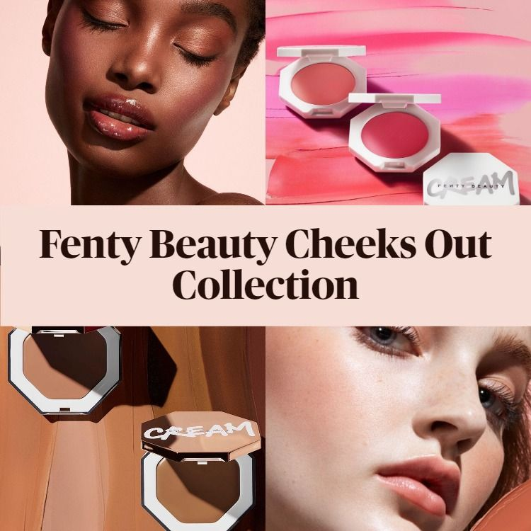 Get To Know Fenty Beauty's Cheeks Out Freestyle Cream Bronzer and Blush