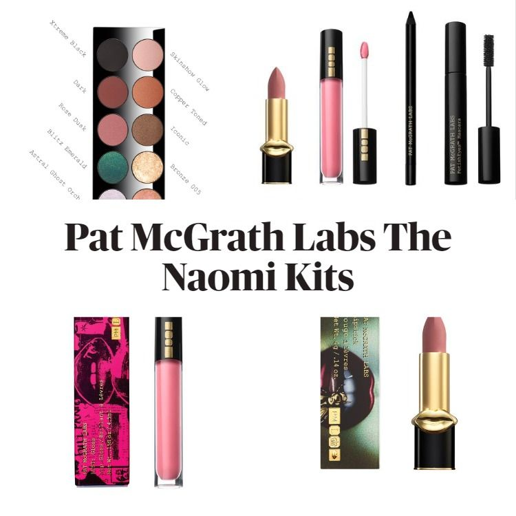 Get To Know Pat McGrath's Limited Edition Naomi Kit