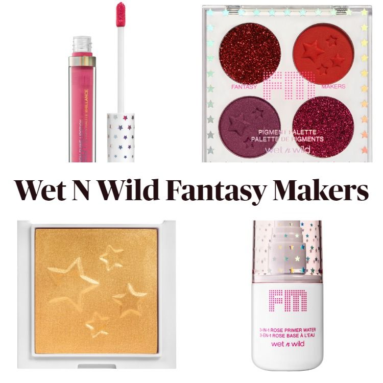 Sneak Peek! Wet N Wild Fantasy Makers Neon Collection