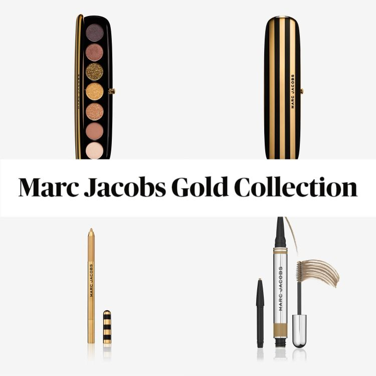 Sneak Peek! Marc Jacobs Summer 2020 Gold Collection