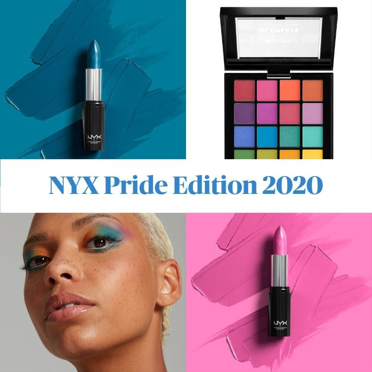 New! NYX Pride Edition 2020 Collection