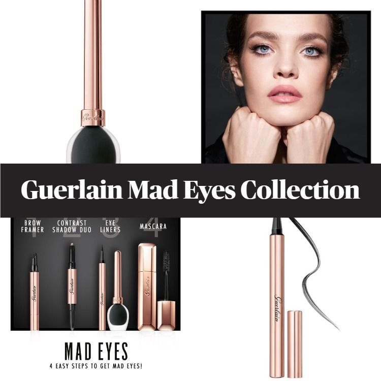 Get The Scoop On The New Guerlain Mad Eyes Summer 2020 Collection