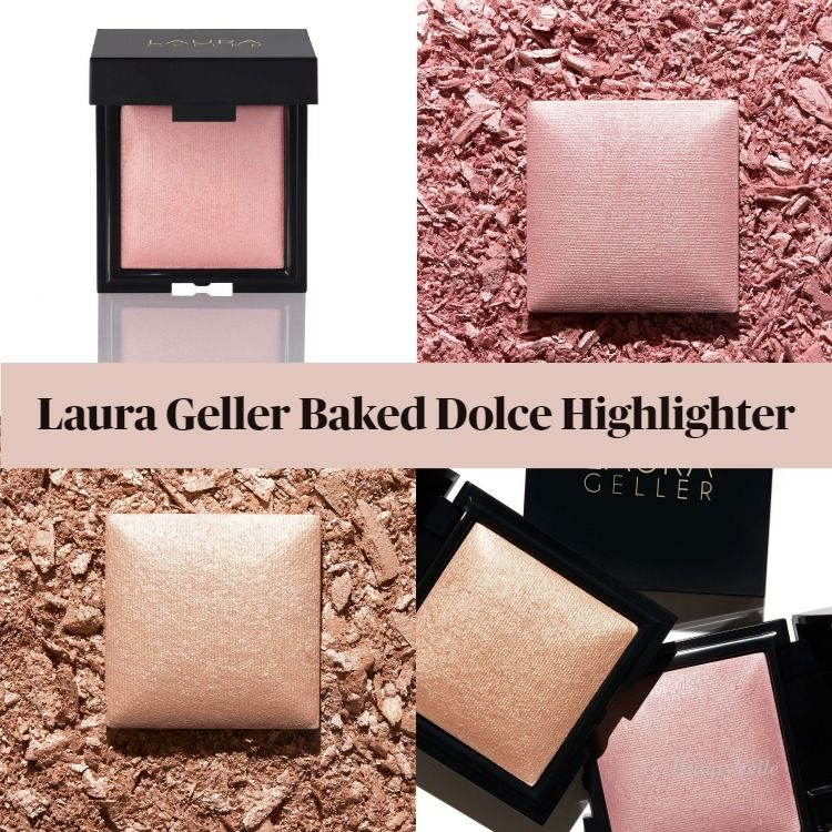 New! Laura Geller Baked Dolce Highlighter