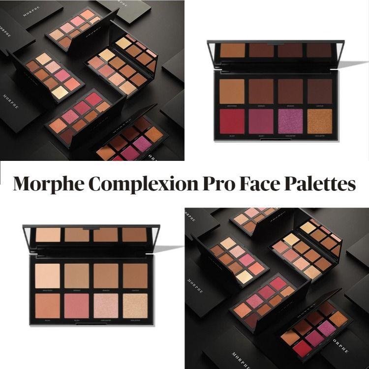 New! Morphe Complexion Pro Face Palettes