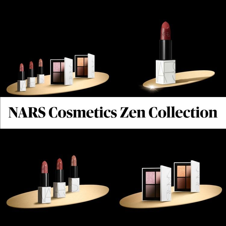 Get The Scoop On The New NARS Cosmetics Zen Collection