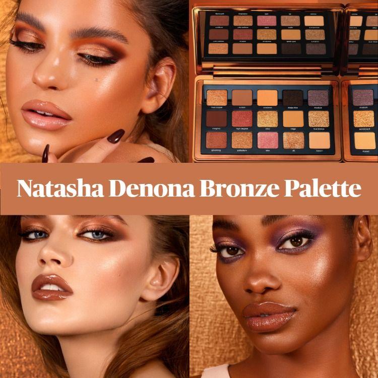 Sneak Peek! Natasha Denona Bronze Palette