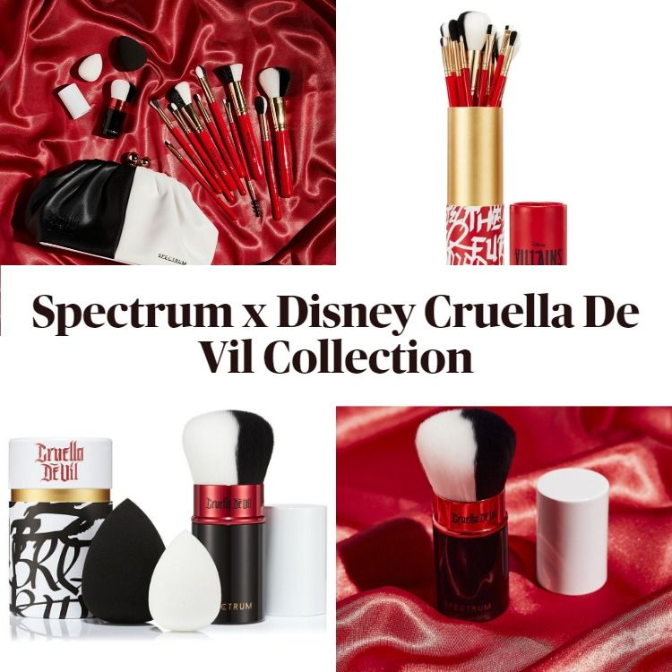 New! Spectrum Collections x Disney Cruella De Vil Collection