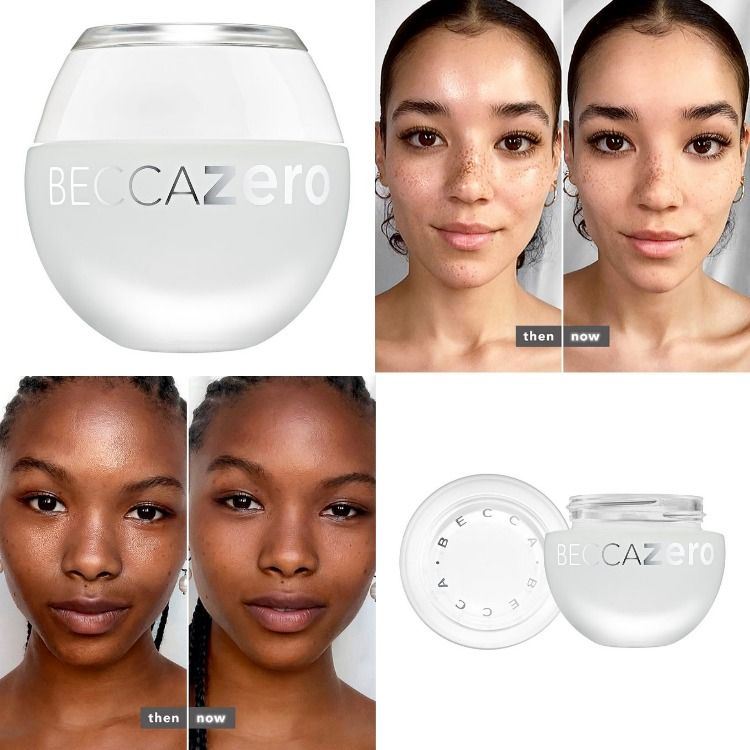 Sneak Peek! Becca Zero Collection No Pigment Virtual Foundation ...