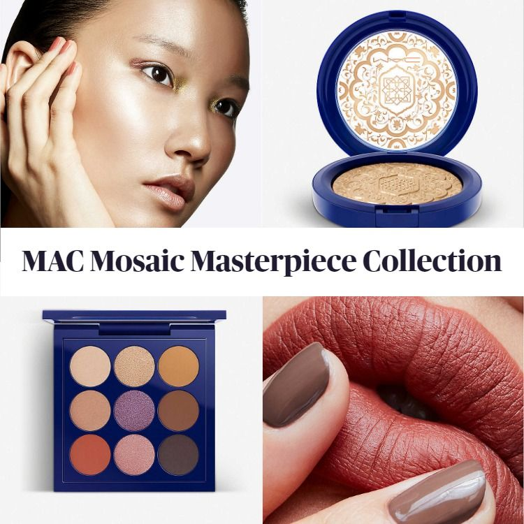 Get The Scoop On The New MAC Mosaic Masterpiece Collection