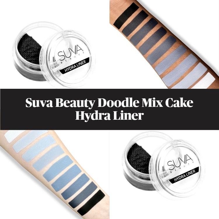 Meet The New Suva Beauty Doodle Mix Cake Hydra Liner
