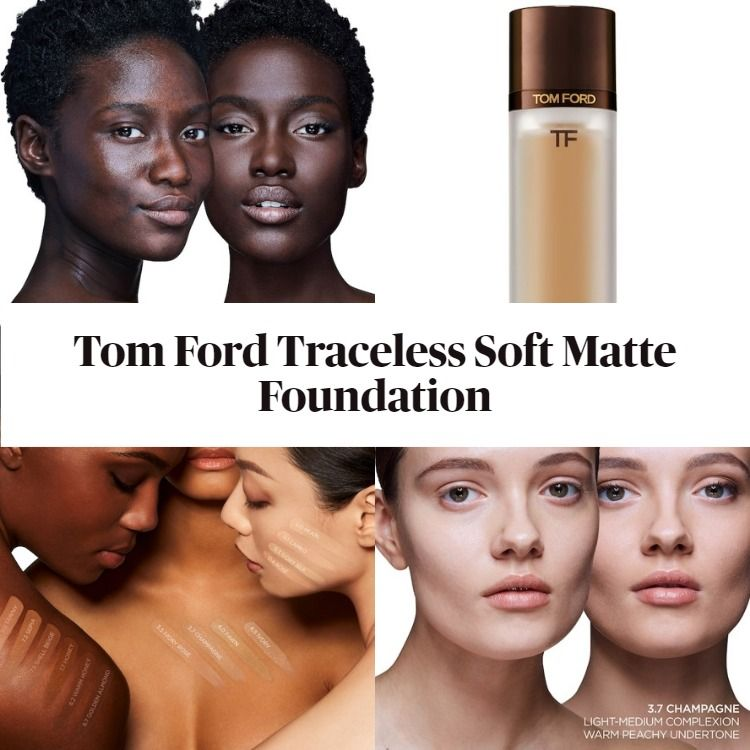 Sneak Peek! Tom Ford Beauty Traceless Soft Matte Foundation