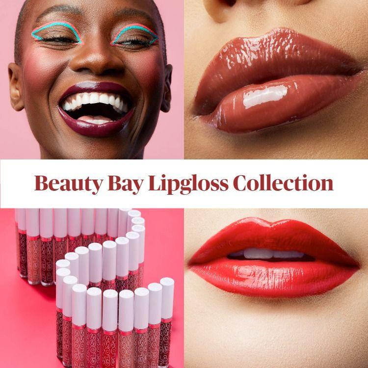 Get To Know The New Lipglosses By Beauty Bay