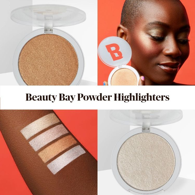 Get To Know The New Powder Highlighters By Beauty Bay
