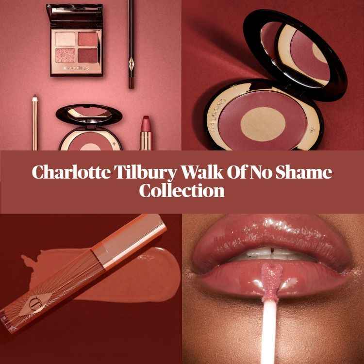 Charlotte Tilbury Walk of No Shame Collection