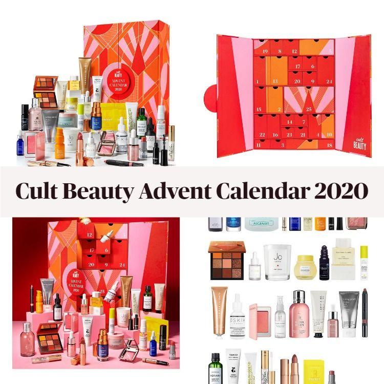 Sneak Peek! Cult Beauty Advent Calendar 2020